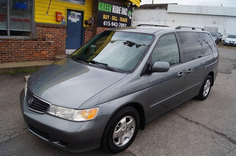 2001 Honda Odyssey EX 4dr Mini-Van - Nashville TN