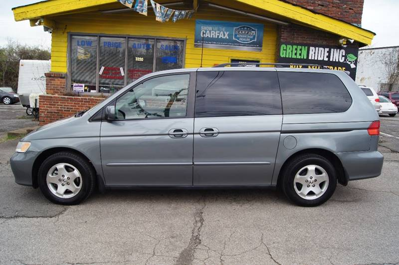 2001 Honda Odyssey EX 4dr Mini Van   Nashville TN