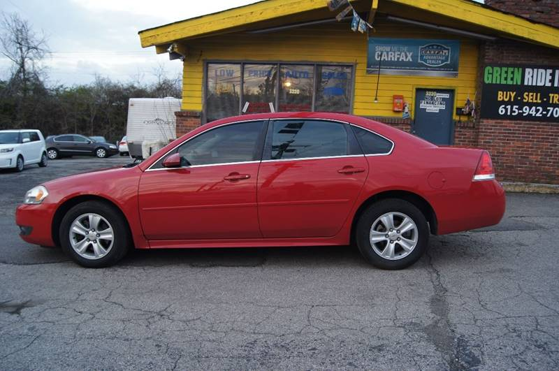 2011 Chevrolet Impala LT Fleet 4dr Sedan w/2FL - Nashville TN
