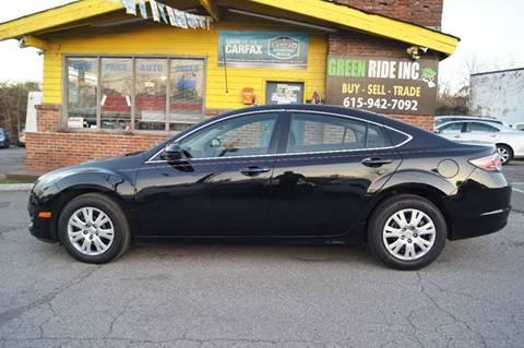 2011 Mazda MAZDA6 for sale at Green Ride Inc in Nashville TN