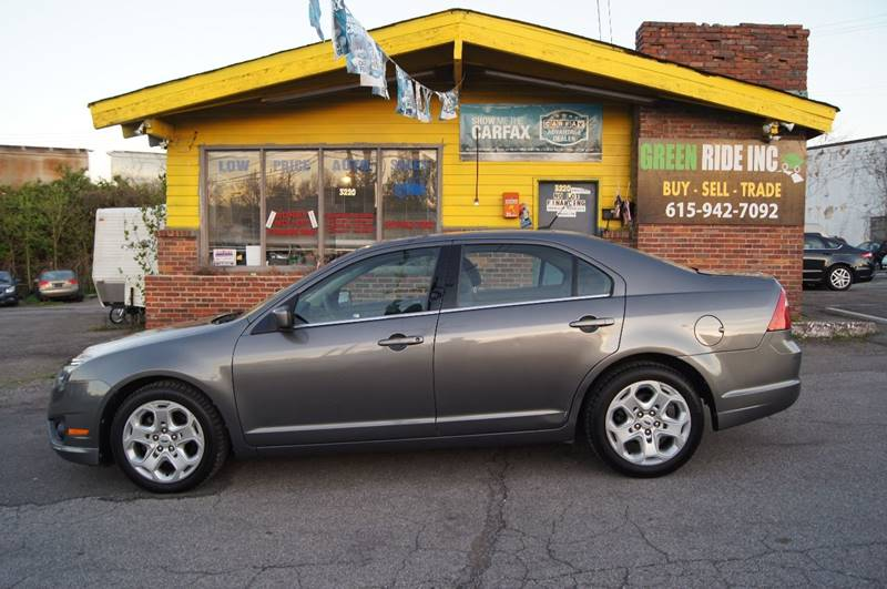 2010 Ford Fusion SE 4dr Sedan - Nashville TN