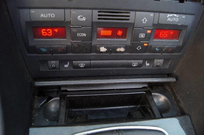 2004 Audi S4 AWD quattro 2dr Cabriolet - Nashville TN