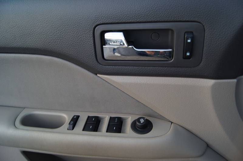 2011 Ford Fusion SE 4dr Sedan - Nashville TN