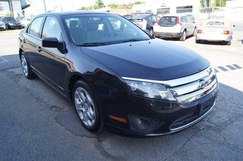 2011 Ford Fusion SE 4dr Sedan - Nashville TN