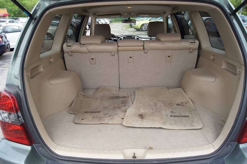 2005 Toyota Highlander Fwd 4dr SUV V6 - Nashville TN