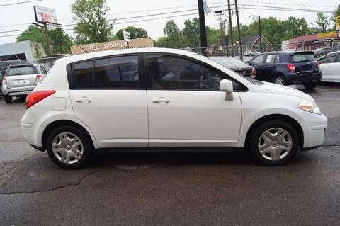 2010 Nissan Versa for sale at Green Ride Inc in Nashville TN