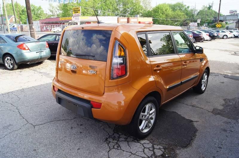 2011 Kia Soul + 4dr Wagon 4A - Nashville TN