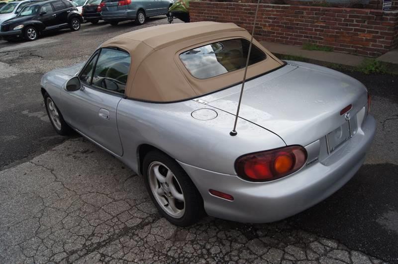 1999 Mazda MX-5 Miata 2dr Convertible - Nashville TN