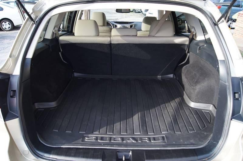 2010 Subaru Outback AWD 2.5i Premium 4dr Wagon CVT - Nashville TN