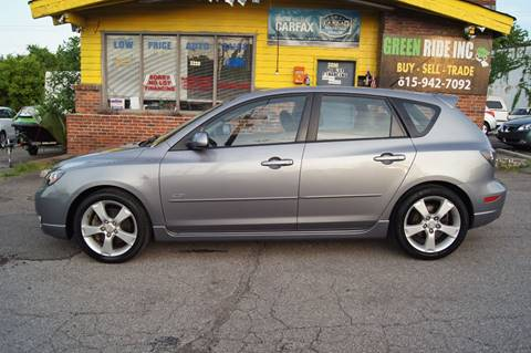 2006 Mazda MAZDA3 for sale at Green Ride Inc in Nashville TN