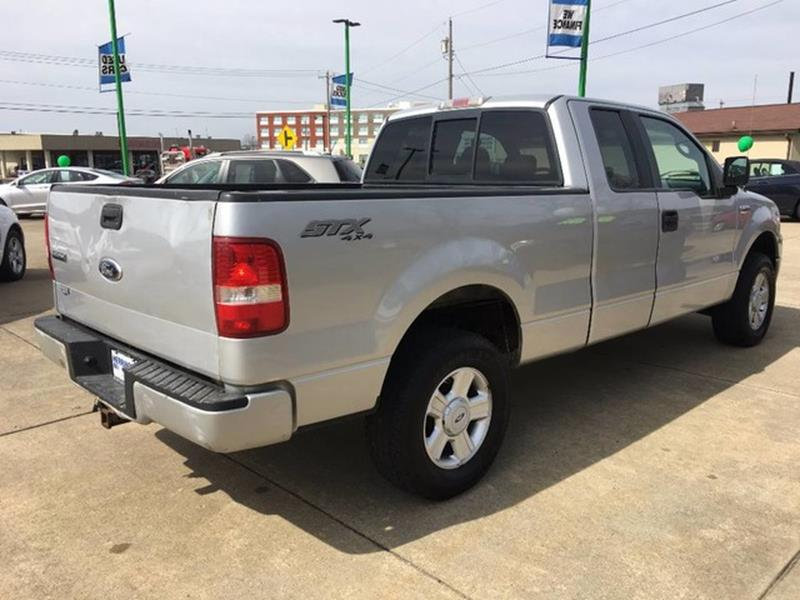 2005 Ford F-150 for sale at Herrington Automotive Marietta in Marietta OH