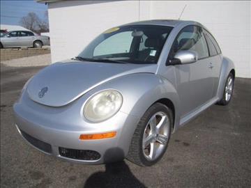 2006 Volkswagen New Beetle for sale at Herrington Automotive Marietta in Marietta OH