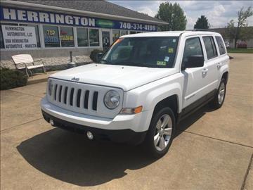 2013 Jeep Patriot for sale at Herrington Automotive Marietta in Marietta OH