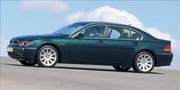 2003 BMW 7 Series for sale at Herrington Automotive Marietta in Marietta OH