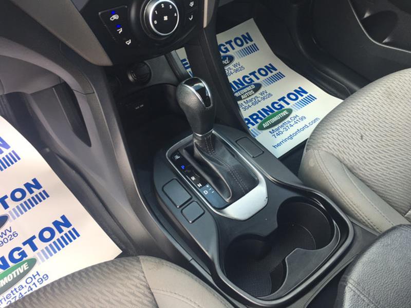 2013 Hyundai Santa Fe Sport for sale at Herrington Automotive Marietta in Marietta OH