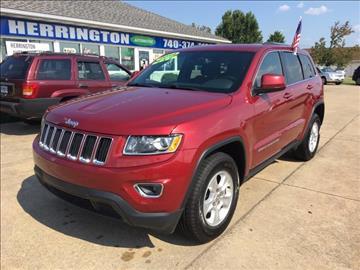 2014 Jeep Grand Cherokee for sale at Herrington Automotive Marietta in Marietta OH
