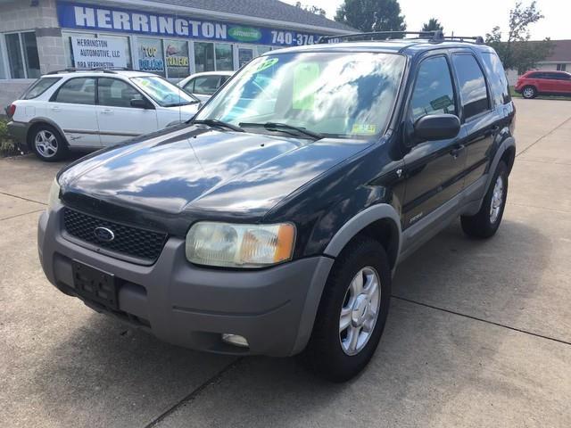 2002 Ford Escape for sale at Herrington Automotive Marietta in Marietta OH