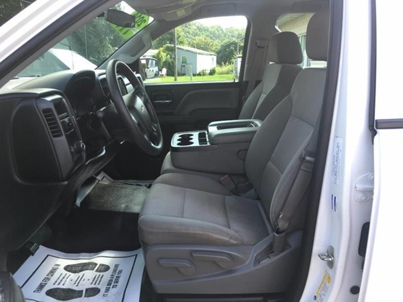 2014 Chevrolet Silverado 1500 for sale at Herrington Automotive Marietta in Marietta OH