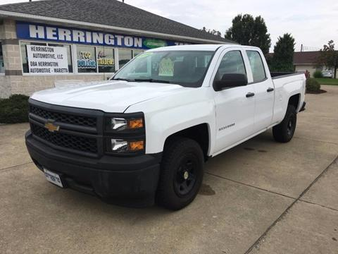 2014 Chevrolet Silverado 1500 for sale in Marietta, OH
