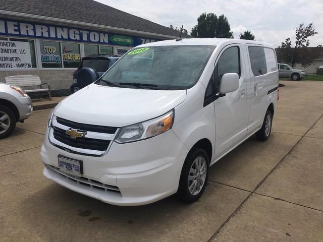 2015 Chevrolet City Express Cargo for sale at Herrington Automotive Marietta in Marietta OH