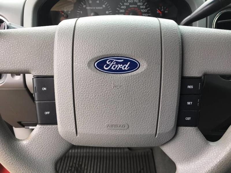 2007 Ford F-150 for sale at Herrington Automotive Marietta in Marietta OH