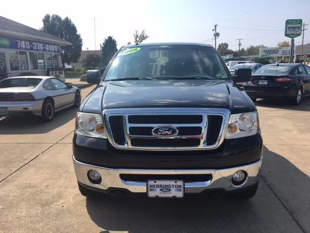 2008 Ford F-150 for sale at Herrington Automotive Marietta in Marietta OH