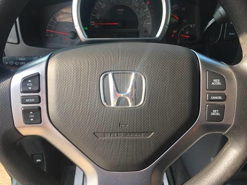 2008 Honda Ridgeline for sale at Herrington Automotive Marietta in Marietta OH