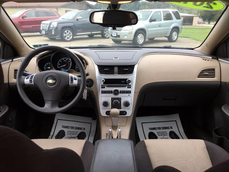 2012 Chevrolet Malibu for sale at Herrington Automotive Marietta in Marietta OH