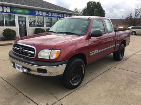 2002 Toyota Tundra for sale in Marietta, OH