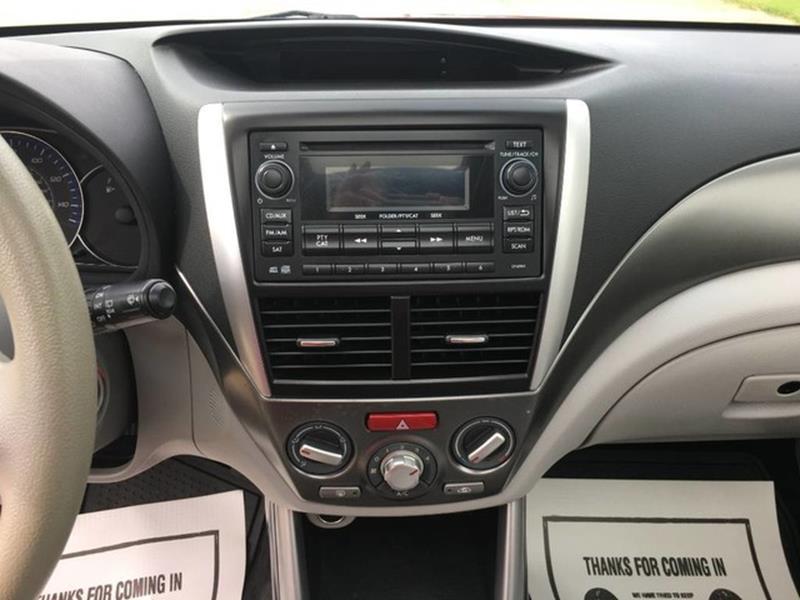 2012 Subaru Forester for sale at Herrington Automotive Marietta in Marietta OH