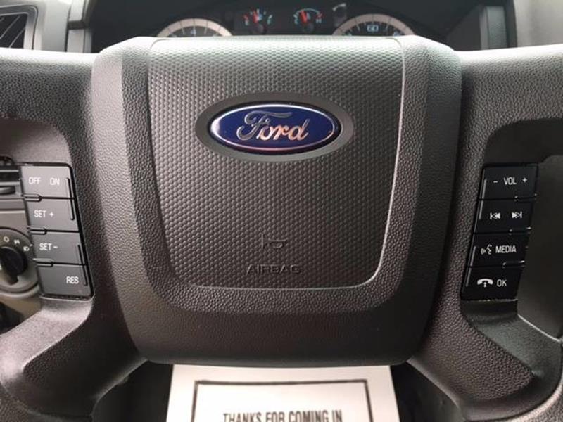 2011 Ford Escape for sale at Herrington Automotive Marietta in Marietta OH