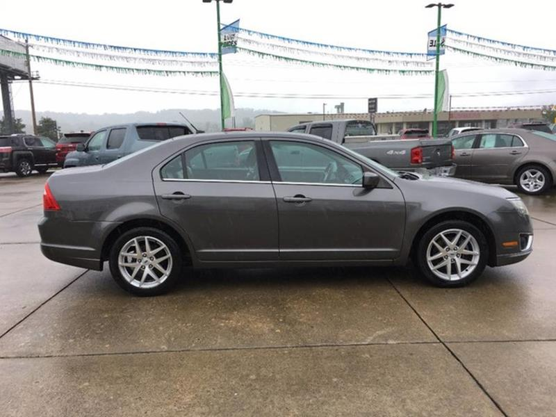 2012 Ford Fusion for sale at Herrington Automotive Marietta in Marietta OH