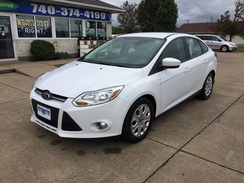2012 Ford Focus for sale at Herrington Automotive Marietta in Marietta OH