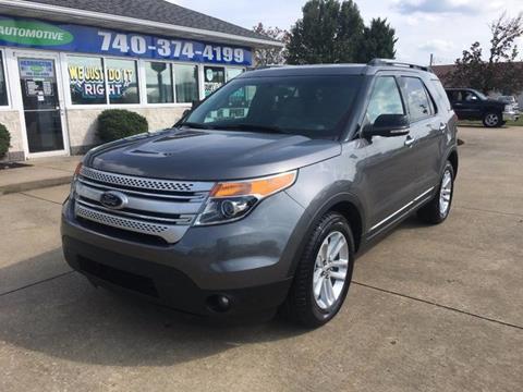 2014 Ford Explorer for sale in Marietta, OH