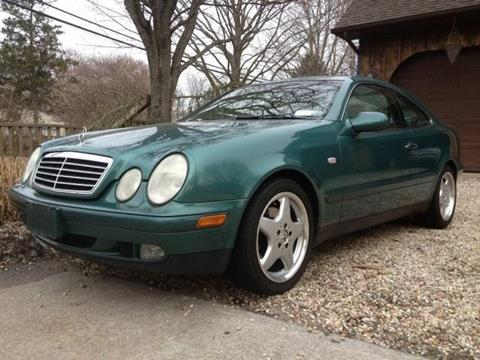 1999 Mercedes-Benz CLK for sale in Riverhead, NY