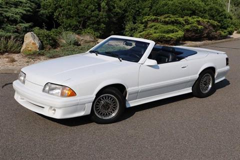 1987 Ford Mustang for sale in Riverhead, NY
