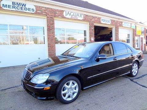 2002 Mercedes-Benz S-Class for sale in Riverhead, NY