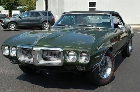 1969 Pontiac Firebird for sale in Riverhead, NY