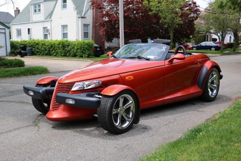2001 Plymouth Prowler for sale in Riverhead, NY
