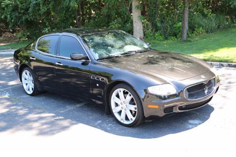 2007 Maserati Quattroporte for sale in Riverhead, NY
