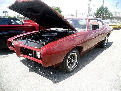 1968 Pontiac GTO for sale in Riverhead, NY