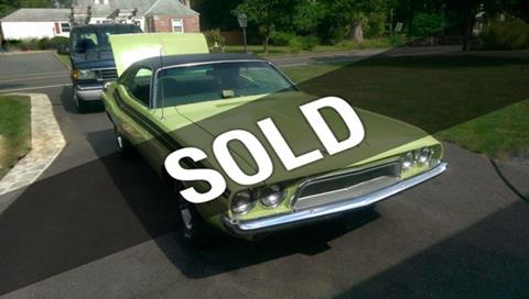 1973 Dodge Challenger for sale in Riverhead, NY