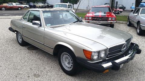 1985 Mercedes-Benz 380-Class for sale in Riverhead, NY