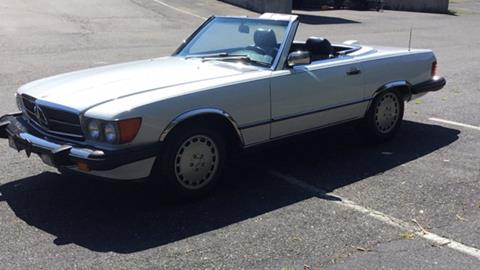 1987 Mercedes-Benz 560-Class for sale in Riverhead, NY