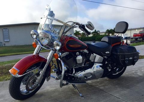 2005 Harley-Davidson FLSTCI for sale in Riverhead, NY