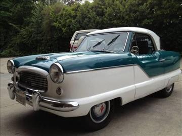 1956 Nash Metropolitan for sale in Riverhead, NY