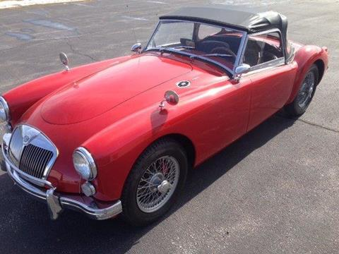 1962 MG MGA for sale in Riverhead, NY