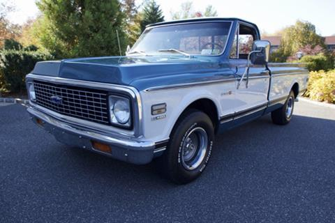 1972 Chevrolet C/K 10 Series for sale in Riverhead, NY
