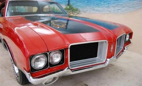 1972 Oldsmobile 442 for sale in Riverhead, NY