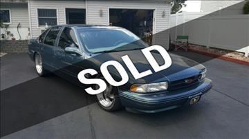 1996 Chevrolet Impala for sale in Riverhead, NY